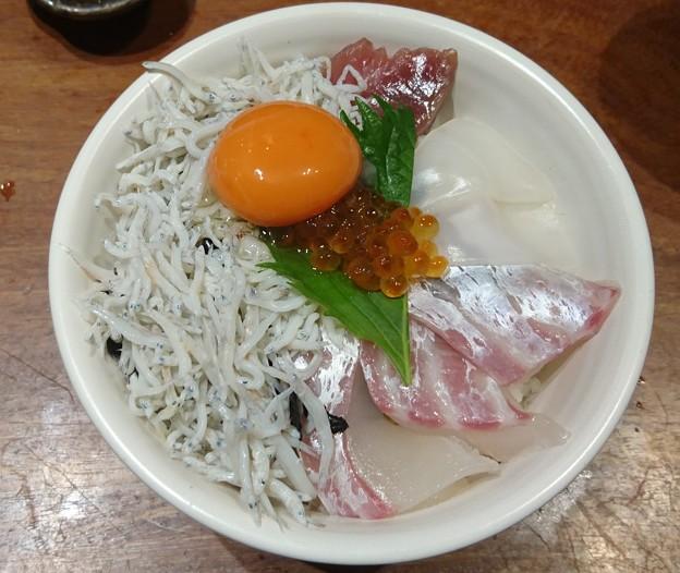 海鮮丼    グランフロント大阪