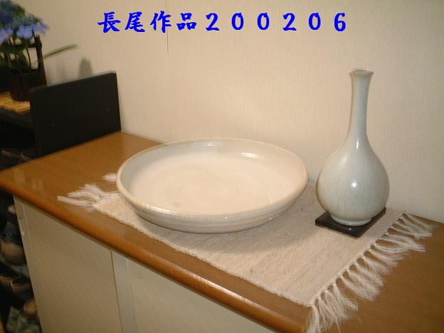 友達の陶芸家の作品の写真