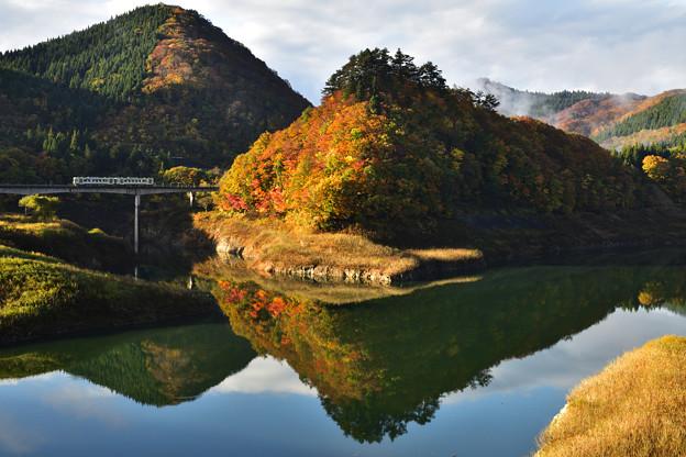Photos: 秋の北上線2