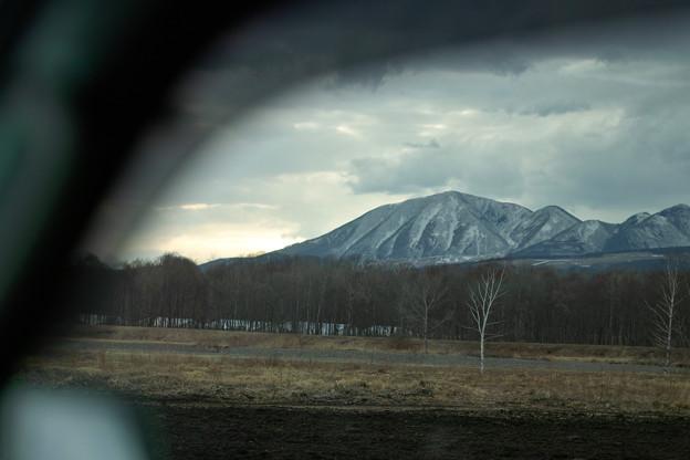 Photos: 軽トラの車窓から