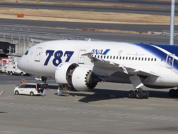 787エンジンナセル