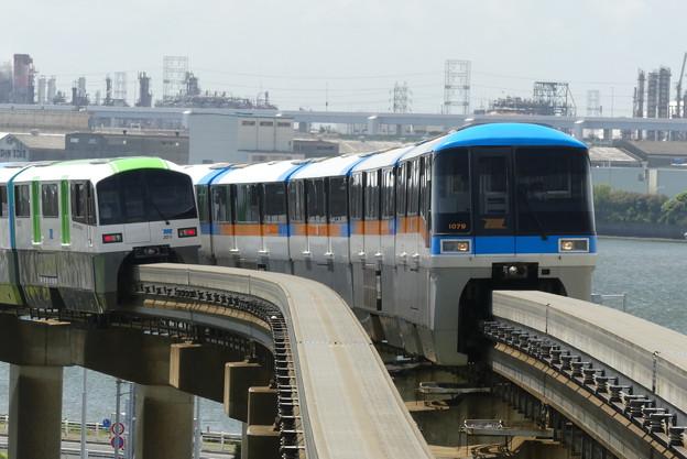 新旧東京モノレール