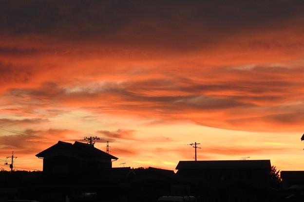 Photos: 夕焼け、小焼け