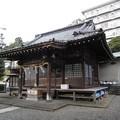 Photos: 湯前神社の本堂