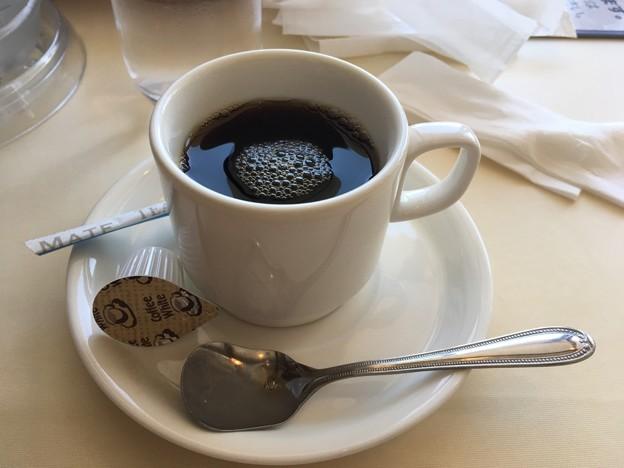 コーヒーに・・・