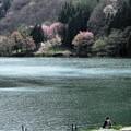 Photos: 写真00367 中綱湖、風紋を添えて