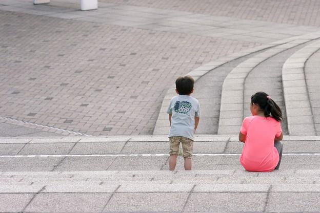 「真夏日の姉・会話・弟・・・」