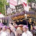 記録・札幌まつり/山車巡行