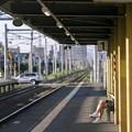 写真: 札幌方面 1番ホーム