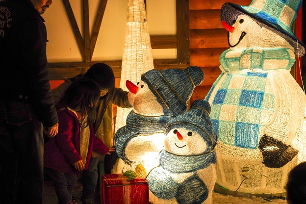 Photos: 12月のサンデー・ナイト a