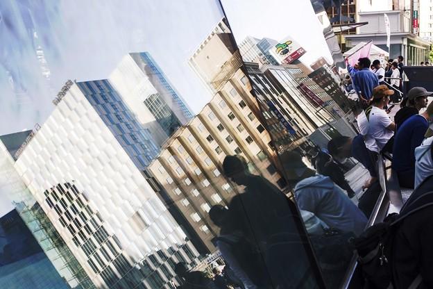 Photos: 昨日までの街