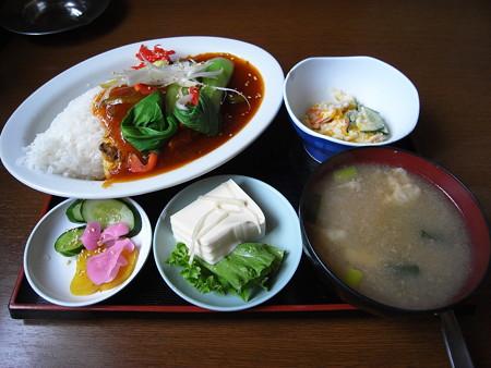 中華 宝亭 天津丼 ¥1050