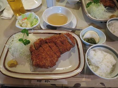 とんかつ梅林 厚揚げライス(200g)¥2270