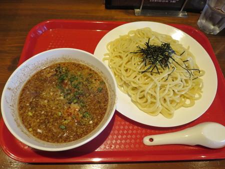 ラーメンダイナーGOGO宝来軒 トクつけ麺 魚介醤油(冷、並)¥918