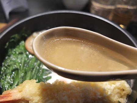 讃岐うどん房 鶴越 鍋焼きうどん(冬季限定) つゆアップ