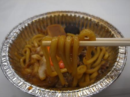キンレイ 牛すき焼鍋 うどん入り 麺アップ