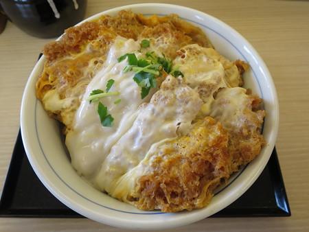 かつや上越店 カツ丼(松)¥918