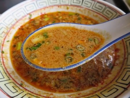 比他棒(ビーターバン) 月安つけ麺 スープアップ