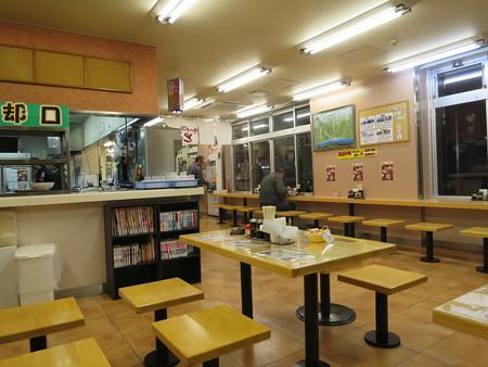 ラーメンとん太 蓮台寺PA下り店 店内の様子