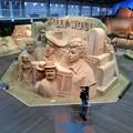 写真: 砂の美術館