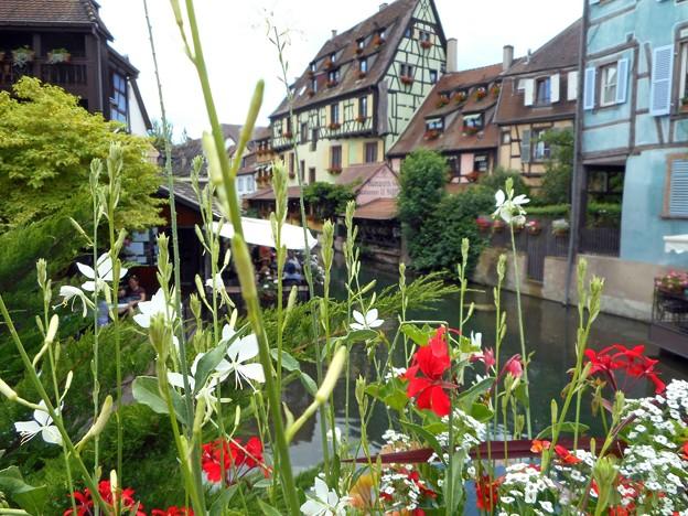 花の街ー3