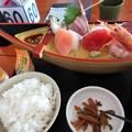 昨日の遅昼食