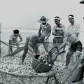 Photos: 地引網漁