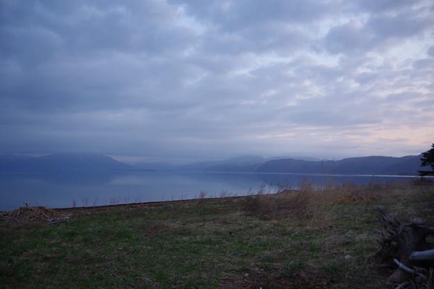 写真: 猪苗代湖
