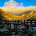 朝陽の架け橋