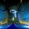 写真: Underground of the wedding hall !! ★(^^♪☆ Wink!(地底の結婚式場゚)