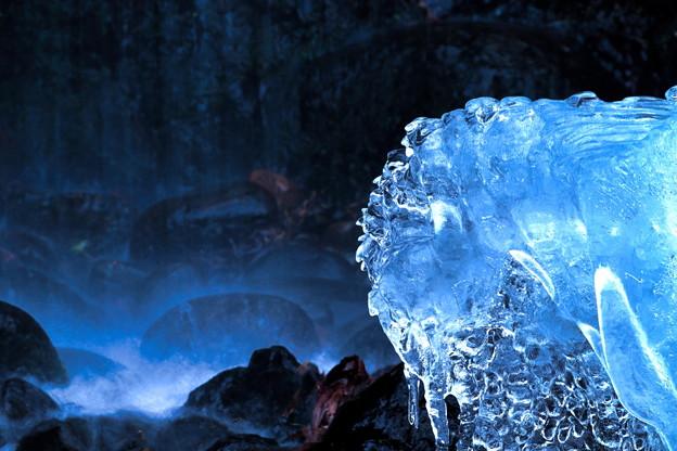 Photos: 氷塊