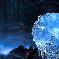 写真: 氷塊
