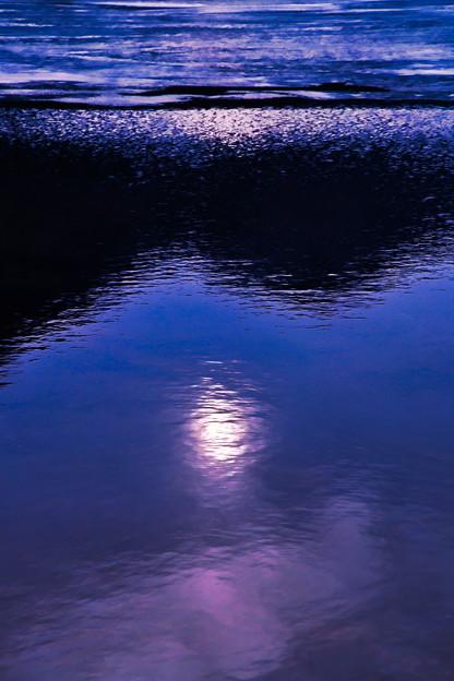 Photos: 湖面の光