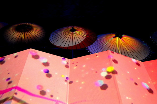 Photos: 飾り傘