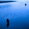 Photos: 湖畔朝景