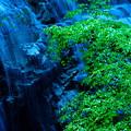 Photos: 山間の滝