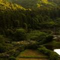 Photos: 山村の朝