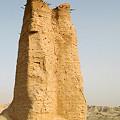 写真: クズルガハ烽火台