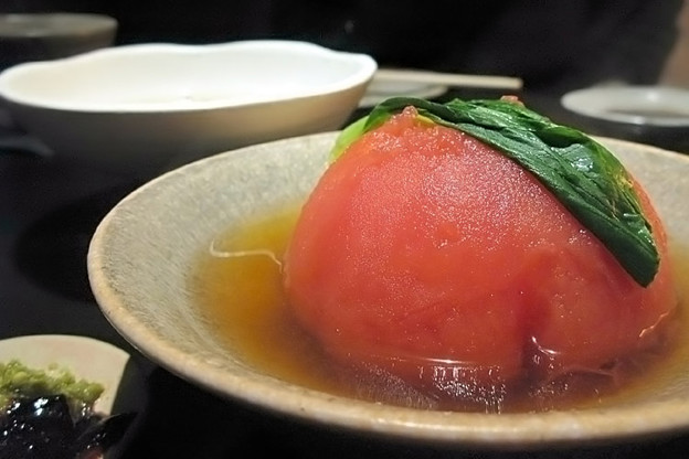 写真: 丸ごとトマトのおでん 15RMB