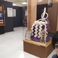 大相撲展!東急百貨店に嘉風と矢後(北海道出身)2