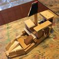 Photos: 船を作ろう