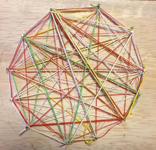 糸のデザイン