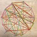 Photos: 糸のデザイン