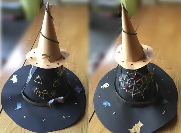 ハロウィーン帽子