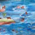 Photos: 海の世界を描こう1-1