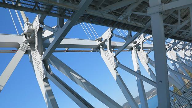 大鳴門橋構造1