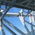 Photos: 大鳴門橋構造1