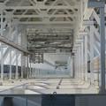 Photos: 鉄道敷設を想定した構造