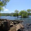 写真: 桧原湖