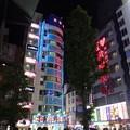 写真: 歌舞伎町のビル
